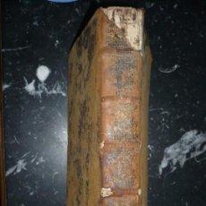 Libros antiguos: CLYPEUS THEOLOGIAE THOMISTICAE JOANNE BAPTISTA GONET 1697 ANTUERPIAE . Lote 147585206