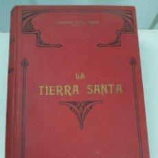 Alte Bücher - LA TIERRA SANTA 1896 - 147663398