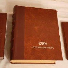 Libros antiguos: LIBRO DE HORAS DE VRELANT (LEONOR DE LA VEGA).FACSIMIL. . Lote 147938034