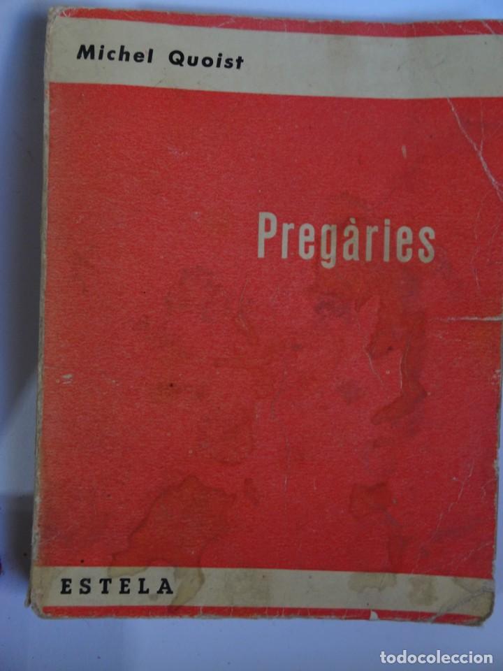 Libros antiguos: LOTE DE 8 ANTIGUOS LIBROS RELIGIOSOS, VER FOTOS - Foto 7 - 148047682