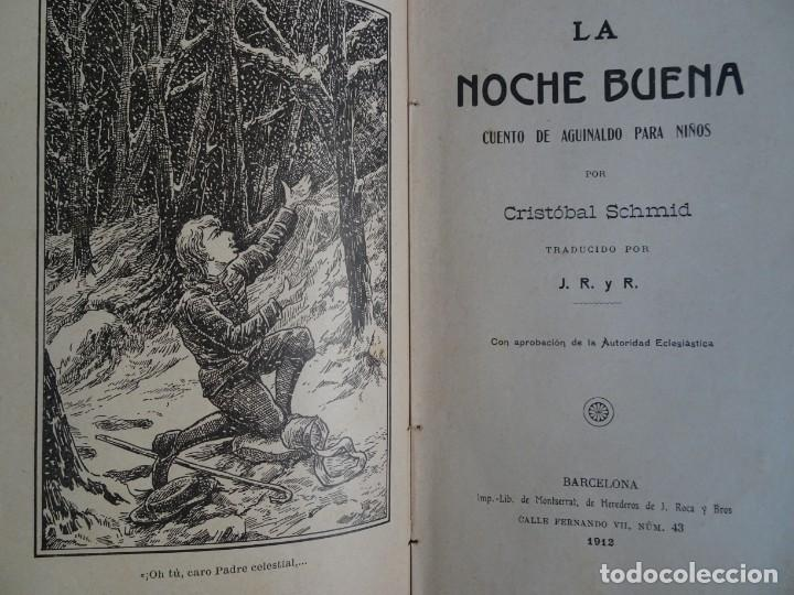 Libros antiguos: LOTE DE 8 ANTIGUOS LIBROS RELIGIOSOS, VER FOTOS - Foto 9 - 148047682