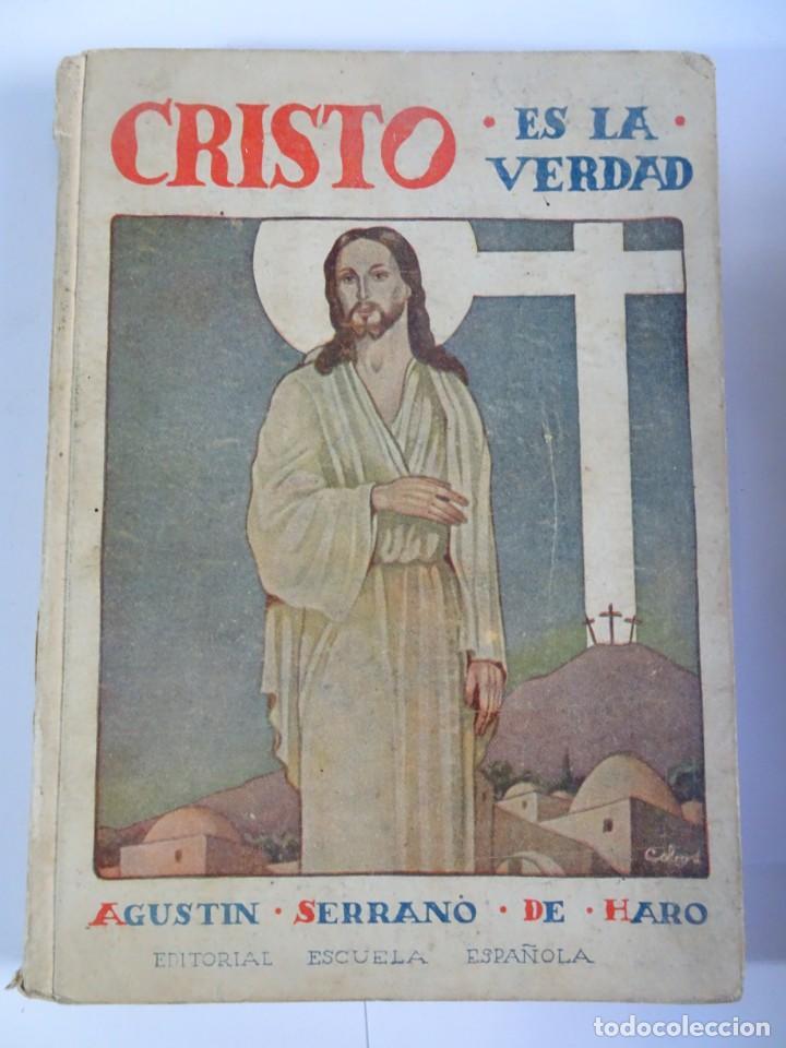 Libros antiguos: LOTE DE 8 ANTIGUOS LIBROS RELIGIOSOS, VER FOTOS - Foto 17 - 148047682