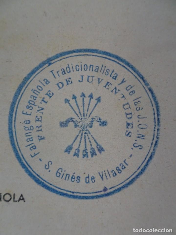 Libros antiguos: LOTE DE 8 ANTIGUOS LIBROS RELIGIOSOS, VER FOTOS - Foto 19 - 148047682
