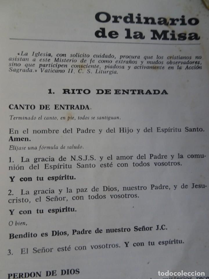Libros antiguos: LOTE DE 8 ANTIGUOS LIBROS RELIGIOSOS, VER FOTOS - Foto 21 - 148047682