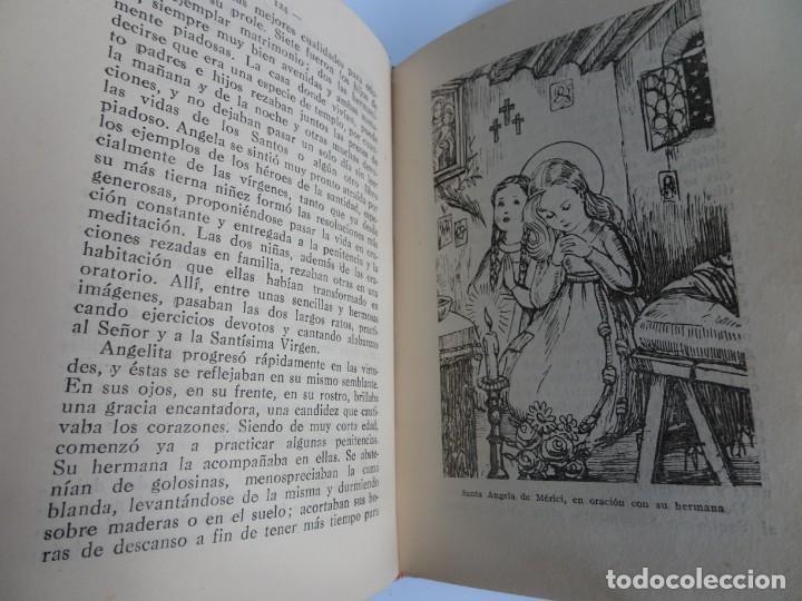 Libros antiguos: LOTE DE 8 ANTIGUOS LIBROS RELIGIOSOS, VER FOTOS - Foto 26 - 148047682