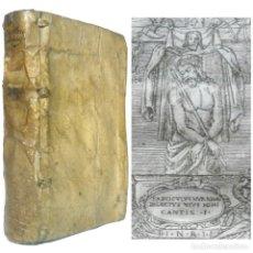 Libros antiguos: 1584. RARO. MÍSTICA. ALONSO DE MADRID: ARTE PARA SERVIR A DIOS. ASCETISMO. LIBRO DEL RENACIMIENTO. Lote 148048606