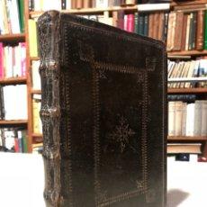 Libros antiguos: OFFICIA PROPRIA SANCTORUM HISPALENSIS. 1679. PARTICULARIDADES DE LOS OFICIOS RELIGIOSOS DE SEVILLA.. Lote 148217642