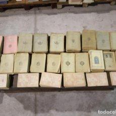 Libros antiguos: ENORME LOTE O COLECCIÓN DE 229 REVISTAS EL MENSAJERO DEL CORAZÓN DE JESÚS - DESDE 1886 A 1913 - . Lote 148560942