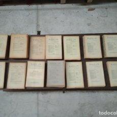 Libros antiguos: GRAN LOTE DE 90 REVISTAS RAZÓN Y FÉ - ENTRE 1910 Y 1921 - PADRES DE LA COMPAÑÍA DE JESÚS - MADRID -. Lote 148826778