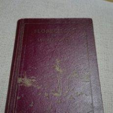 Libros antiguos: FLORECILLAS DE SAN FRANCISCO. BIBLIOTECA FRANCISCANA, AÑO 1926. ILUSTRACIONES DE JOSÉ SEGRELLES.. Lote 148862369