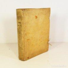 Libros antiguos: CANONES, ET DECRETA SACROSANCTI OECUMENICI /1775) - IGLESIA CATÓLICA. Lote 149949922