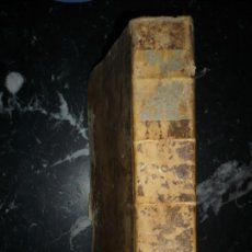 Libros antiguos: FELICIS POTESTATIS EXAMEN ECCLESIASTICUM CUM NOVIS ADDITIONIBUS 1722 VENETIIS . Lote 150028938