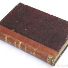 Libros antiguos: AÑO CRISTIANO O EJERCICIOS DEVOTOS PARA TODOS LOS DIAS DEL AÑO - SEPTIEMBRE - 1868.. Lote 150648422