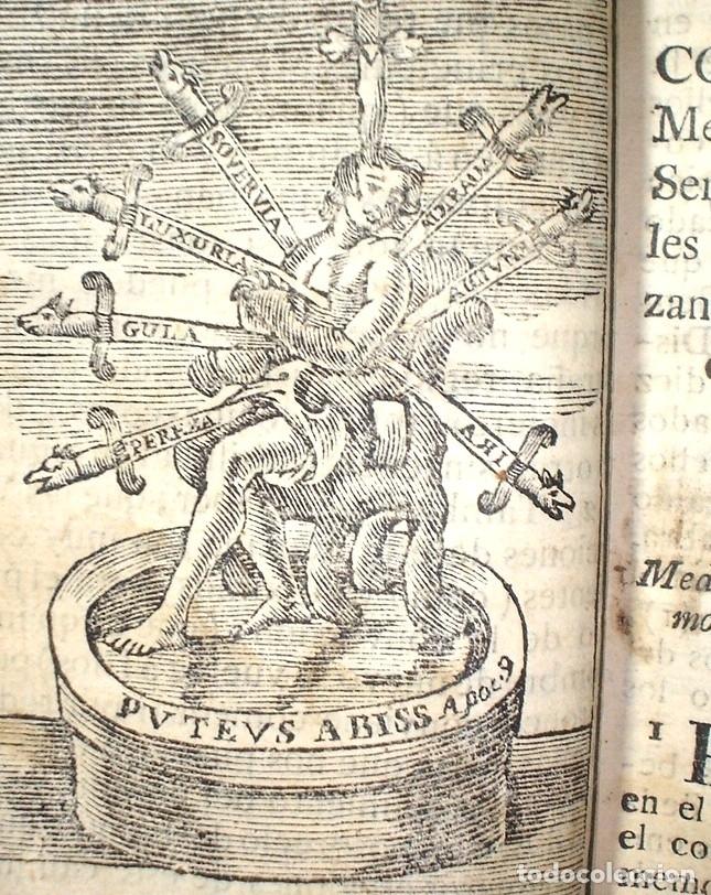 Libros antiguos: Libro de la oración y la meditación, 1783. Fray Luis de Granada. Numerosos grabados - Foto 9 - 150825114