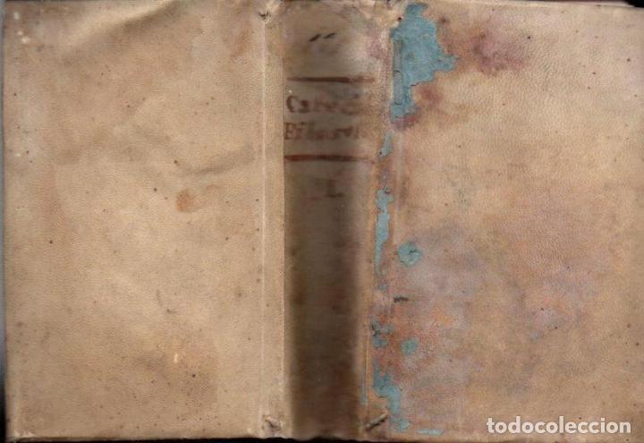 FELLER : CATECISMO FILOSÓFICO I Y II . DOS TOMOS EN UN VOLUMEN (H. DE LA V. PLA, 1849) PERGAMINO (Libros Antiguos, Raros y Curiosos - Religión)