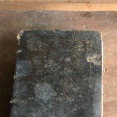 Libros antiguos: BREVIARUM ROMANUM SIGLO XVIII 1703. Lote 151710474
