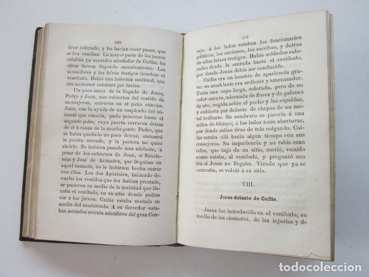 Libros antiguos: Ana Catalina Emmerich. La dolorosa pasión de N.S. Jesucristo. 1865 - Foto 2 - 151824334