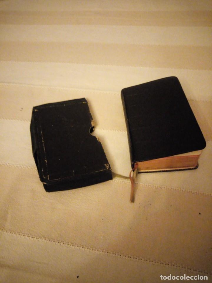 Libros antiguos: petit missel quotidien 1951,con estampas incluidas y esquelas,frances. - Foto 7 - 151883618