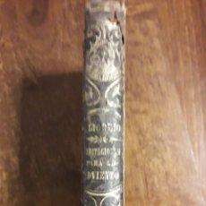 Libros antiguos: MEDITACIÓNES. Lote 152034925