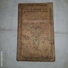 Libros antiguos: UN ANGEL DE LA TIERRA -FRANCISCO DE P. ESTEVE PI - 1-07-1918. Lote 152318162