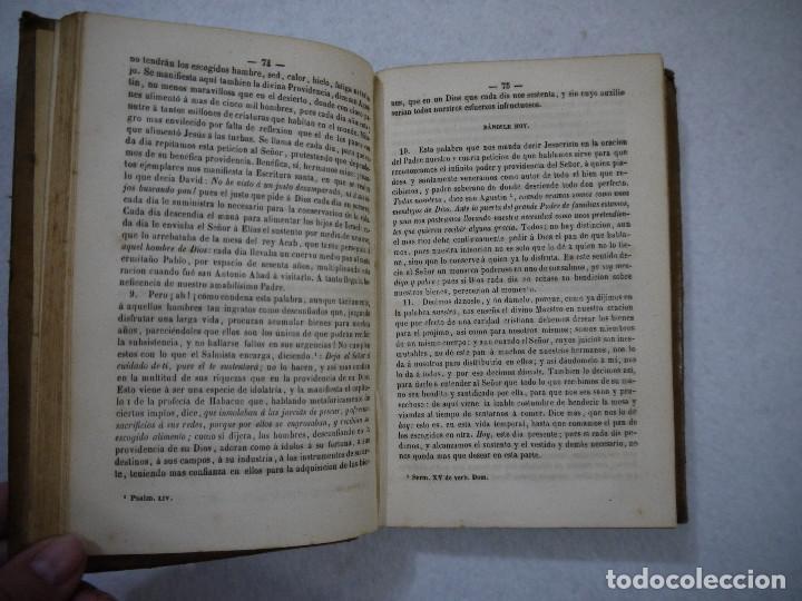 Libros antiguos: COLECCIÓN DE PLÁTICAS DOMINICALES. TOMO III - D. ANTONIO MARIA CLARET I CLARÁ - 1862 - Foto 4 - 152344102