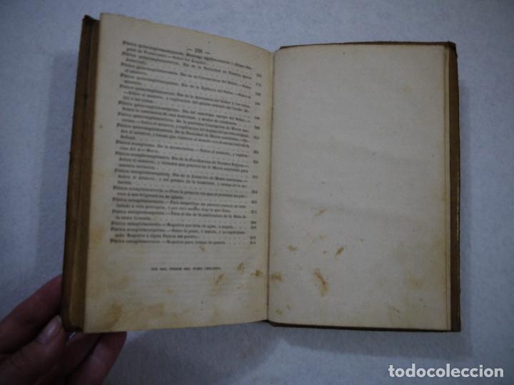 Libros antiguos: COLECCIÓN DE PLÁTICAS DOMINICALES. TOMO III - D. ANTONIO MARIA CLARET I CLARÁ - 1862 - Foto 6 - 152344102