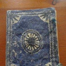 Libros antiguos: QUINARIO DE LA PASIÓN, Y CINCO LLAGAS PARA LA SEMANA SANTA, FR DIEGO DE CÁDIZ,CÓRDOBA IMPRENTA REAL. Lote 179130976