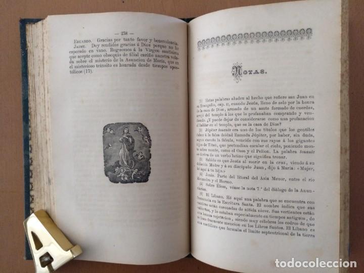 Libros antiguos: EL DOGMA CATOLICO ISIDRO VILASECA Y RIUS TIPOGRAFIA CATOLICA BARCELONA 1881 - Foto 6 - 152746302