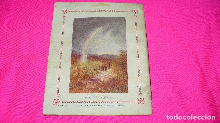 Libros antiguos: el santo evangelio según san mateo, - Foto 2 - 152981818