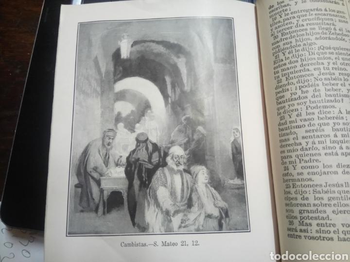 Libros antiguos: el santo evangelio según san mateo, - Foto 4 - 152981818
