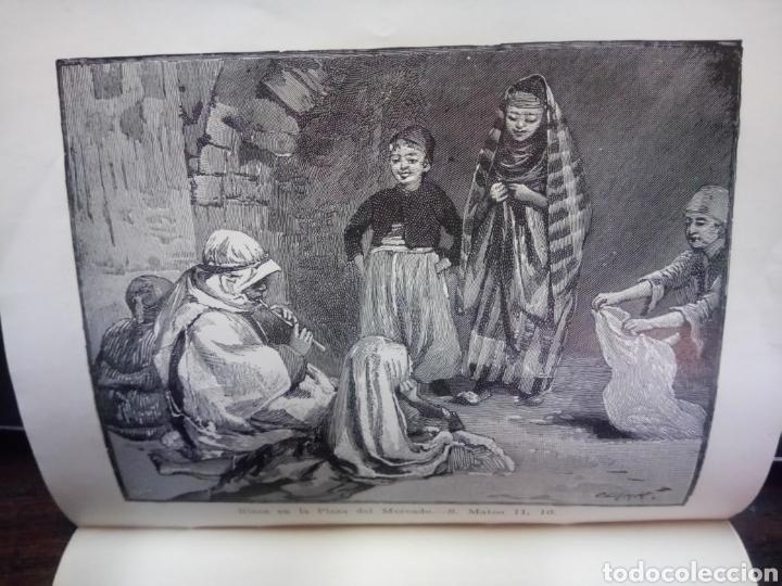 Libros antiguos: el santo evangelio según san mateo, - Foto 5 - 152981818
