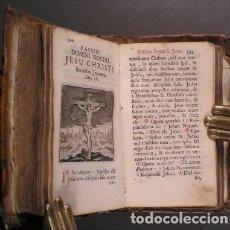 Libros antiguos: OFICIO DE LA SEMANA SANTA (1770). Lote 39107524