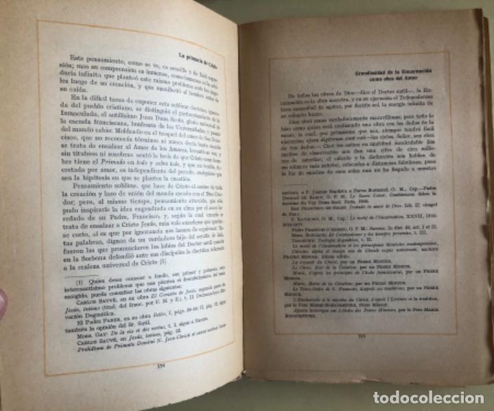 Libros antiguos: RELIGION- SAN FRANCISCO DE ASIS- CURSO CONFERENCIAS COLEGIO DE DOCTORES- MADRID 1.927 - Foto 4 - 153217610