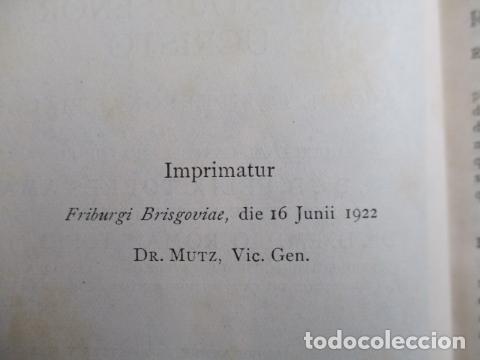 Libros antiguos: NUEVO TESTAMENTO DE NUESTRO SEÑOR JESUCRISTO - FÉLIX TORRES AMAT - 1922 - Foto 10 - 154453074
