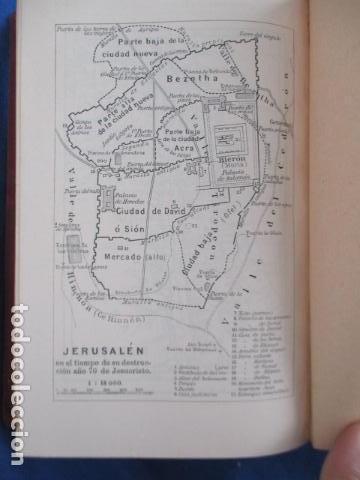 Libros antiguos: NUEVO TESTAMENTO DE NUESTRO SEÑOR JESUCRISTO - FÉLIX TORRES AMAT - 1922 - Foto 11 - 154453074