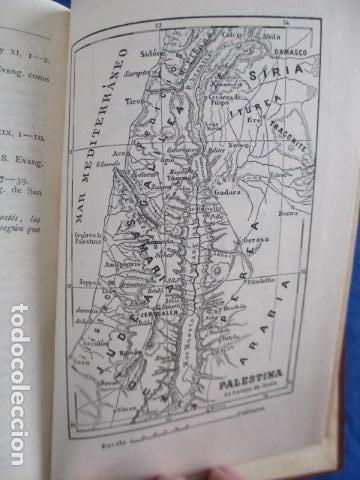 Libros antiguos: NUEVO TESTAMENTO DE NUESTRO SEÑOR JESUCRISTO - FÉLIX TORRES AMAT - 1922 - Foto 12 - 154453074