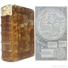 Libros antiguos: 1566 - RARO - TERTULIANO: OBRAS. ANTIGUA EDICIÓN RENACENTISTA, SIGLO XVI, MÁS DE 450 AÑOS! GRABADO. Lote 154498102