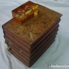 Libros antiguos: LIBRERIA GHOTICA. SERMONES MORALES Y PANEGÍRICOS DEL P. F. DE ISLA. OBRA COMPLETA 6 VOLUMENES 1792.. Lote 154673538