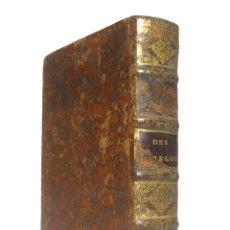 Libros antiguos: 1735 - CENSURAS, PECADOS, HOMICIDIOS, IRREGULARIDADES - LIBROS ANTIGUO SIGLO XVIII +280 AÑOS!. Lote 154698002