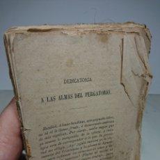 Libros antiguos: ANTIGUO LIBRO OFICIO DE LOS DIFUNTOS?. Lote 154843282