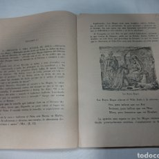 Libros antiguos: ANTIGUO LIBRO RELIGIOSO ¿... SEGÚN LOS EVANGELIOS -(FALTAN PRIMERAS 16 PÁGINAS). Lote 154844198
