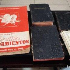 Alte Bücher - 5,LIBROS RELIGIOSOS ,AÑOS 1908,1943,1947,1959,1961 - 155504458