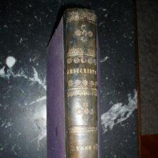 Libros antiguos: JESUCRISTO M.LOUIS VEUILLOT 1894 MADRID TOMO PRIMERO SEGUNDA EDICION . Lote 155537926
