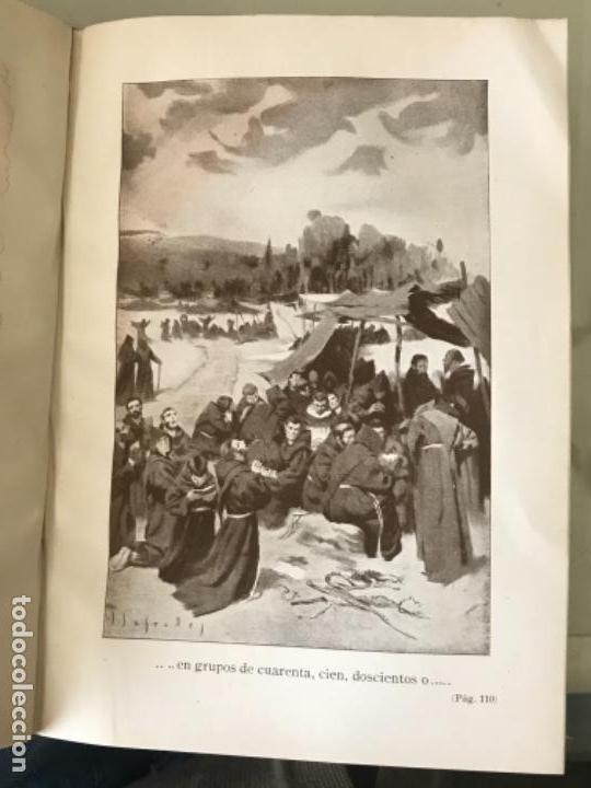 Libros antiguos: Florecillas del glorioso San Francisco de Asís Edición Centenario 1226-1926 - Foto 6 - 155616206