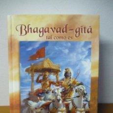 Libros antiguos: BHAGAVAD-GITA. Lote 155656970