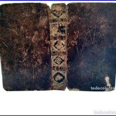 Libros antiguos: AÑO 1678: LIBRO DE 340 AÑOS DE ANTIGÜEDAD.. Lote 155693034