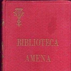 Libros antiguos: BIBLIOTECA AMENA. TOMO V.- OBRAS AMENAS DEL P. VICTOR VAN TRICHT. 1913.. Lote 155790518