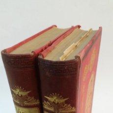 Libros antiguos: 1889 - VEUILLOT - JESUCRISTO. ACOMPAÑADO DE UN ESTUDIO SOBRE EL ARTE CRISTIANO - 2 TOMOS. Lote 155791786