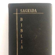 Libros antiguos: SAGRADA BIBLIA, MADRID, 1967,BIBLIOTECA DE AUTORES CRISTIANOS. ELOINO NÁCAR FUSTER Y ALBERTO COLUNGA. Lote 155980322