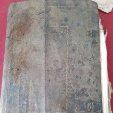 Livres anciens: MISAL ANTIGUO. Lote 156091046